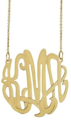 Sarah Chloe Mark And Graham Izara Cutout Necklace