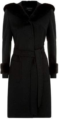 St. John Wool Coat