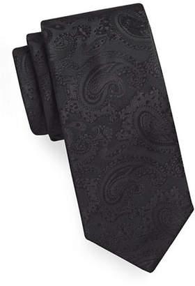 Geoffrey Beene Tonal Paisley Tie