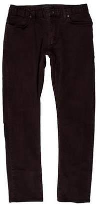 John Varvatos Woven Slim Jeans