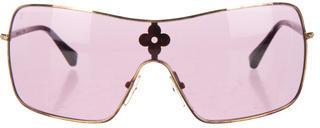 Louis VuittonLouis Vuitton Conspiration Mask Sunglasses