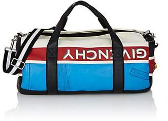 0a1e9949d8 Givenchy Men s Leather Duffel Bag - Blue