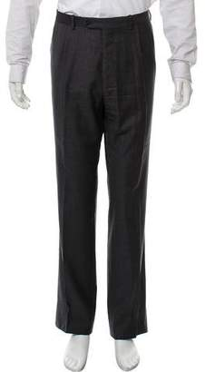 Caruso Wool Dress Pants