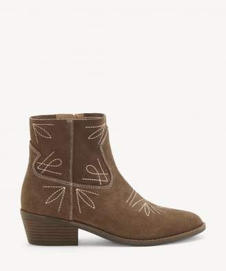 Sole Society Floriniah Ankle Bootie