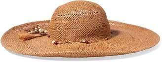 Ralph Lauren Boho Beaded Sun Hat