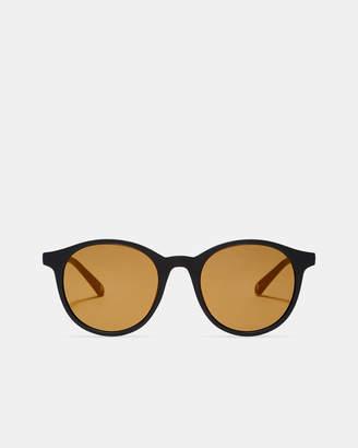Ted Baker ODELL Round sunglasses