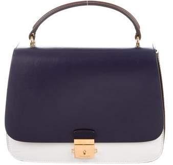 Michael Kors Tricolor Saddle Bag