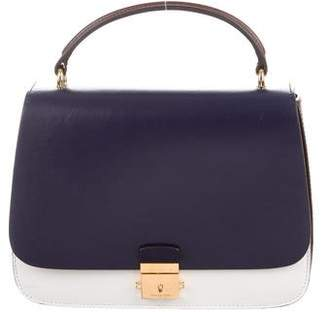 Michael Kors Tricolor Saddle Bag