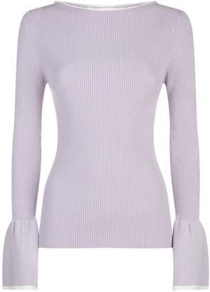 Sandro Bell Cuff Sweater