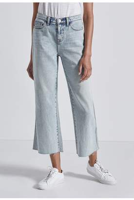 Current/Elliott The Femme Cropped Bell Jean