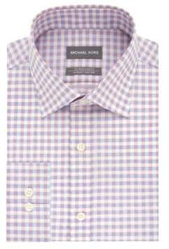 Michael Kors Airsoft Check Dress Shirt