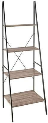 ClosetMaid 1316 4-Tier Wood Ladder Shelf Bookcase