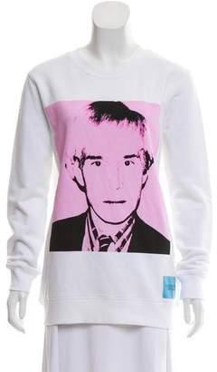 Calvin Klein Andy Warhol Graphic Sweatshirt