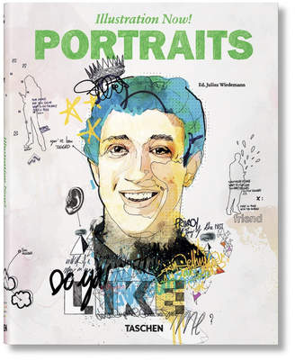 Taschen Illustration now! portraits
