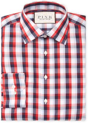 Thomas Pink Men's Baldwin Check Dress Shirt