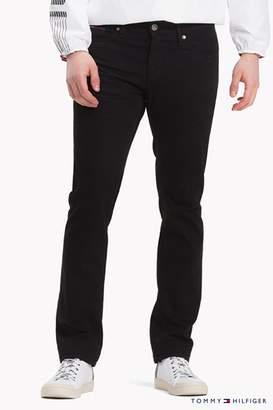 94e8068d Next Mens Tommy Jeans Black Scanton Slim Comfort Jean