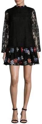 Kas Women's Cynthia Floral Mini Dress
