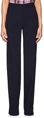 Victoria Beckham Women's Twill Wide-Leg Trousers
