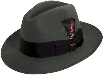 ba83eb12c Scala Gray Men's Hats - ShopStyle