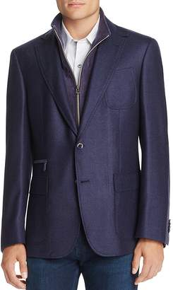 Robert Graham Layered Classic Fit Sport Coat