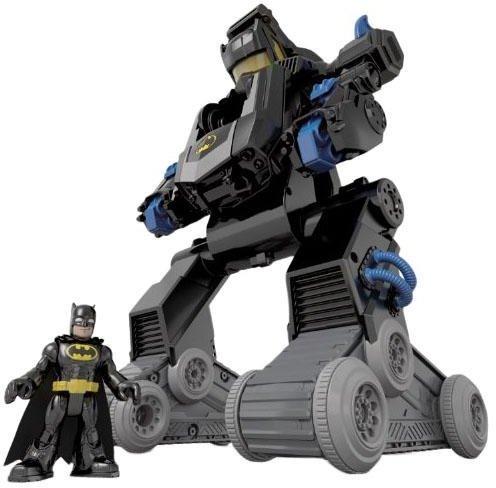 Fisher Price Imaginext Transforming Batbot