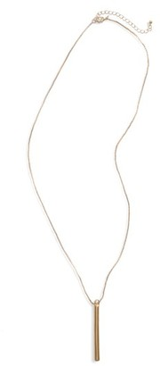 Women's Bp. Bar Pendant Necklace $19 thestylecure.com