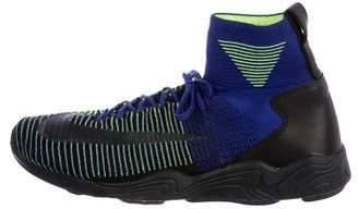 Nike 2016 Zoom Mercurial XI Flyknit Sneakers