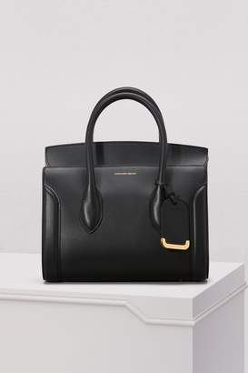 Alexander McQueen Heroine Leather Handbag