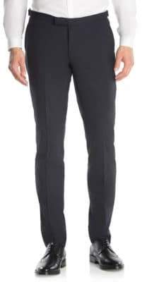 The Kooples Classic Wool-Blend Trousers