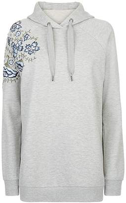 Sweaty Betty Embroidered Hoodie