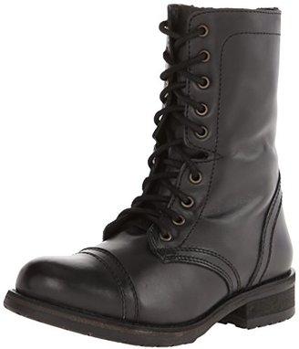 Steve Madden Women's Troopa 2.0 Combat Boot $59.43 thestylecure.com