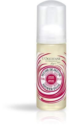 L'Occitane (ロクシタン) - シア ホイップシャワーフォーム(ローズ)|ロクシタン公式通販