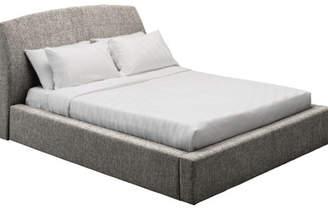 Latitude Run Bohostice Queen Upholstered Platform Bed