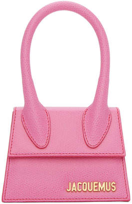 Jacquemus Pink Le Chiquito Bag