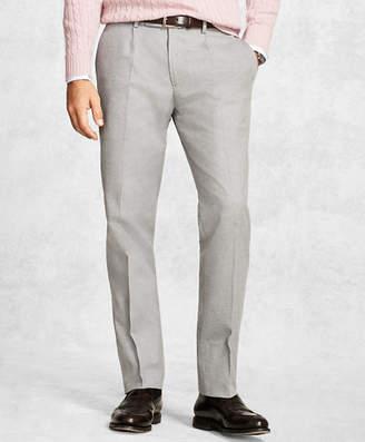 Brooks Brothers Golden Fleece Light Grey Dress Trousers