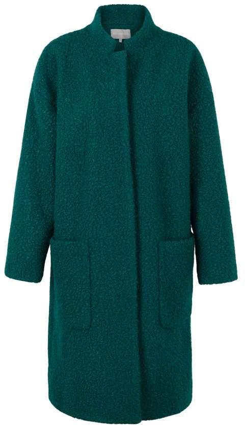 Calandine Funnel Neck Coat