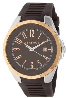Versace Bicolor 45mm Watch