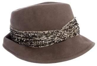 Eugenia Kim Rabbit Felt Bucket Hat