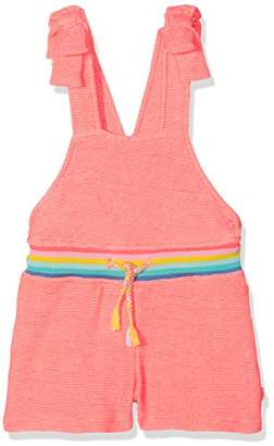 Billieblush Girl's Combinaison Courte Jumpsuit,(Manufacturer Size: 06A)