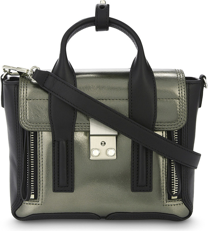 3.1 Phillip Lim 3.1 Phillip Lim MIni Pashli leather satchel