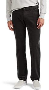 Barneys New York MEN'S COTTON CORDUROY TROUSERS