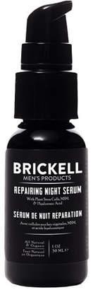 Brickell Men's Products Repairing Night Serum, 1 oz./ 29 mL