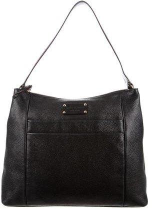 Kate SpadeKate Spade New York Shimmer Leather Shoulder Bag