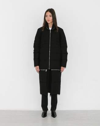 Nehera Black Cossam Zip Coat