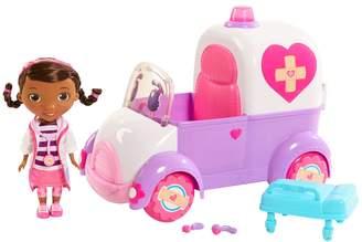 Kohl's Disney's Doc McStuffins & Rosie The Rescuer Ambulance set