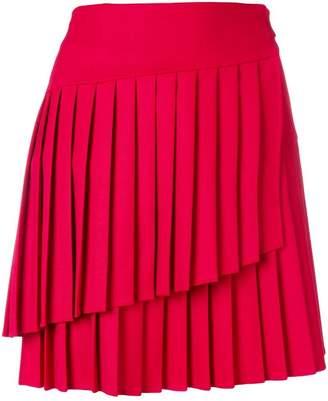 P.A.R.O.S.H. Liliu pleated mini skirt