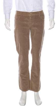 Dolce & Gabbana Slim Corduroy Pants