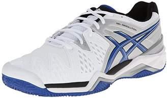 Asics Men's Gel-Resolution 6 Clay Court Tennis Shoe
