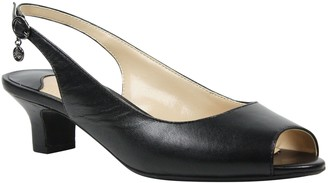 J. Renee Low Heel Slingbacks - Aldene