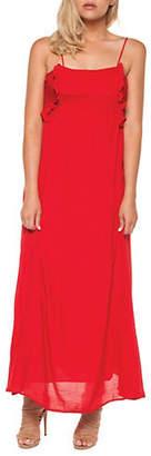 Dex Spaghetti Strap Long Dress